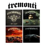 Tremonti   4 Studio Albums [4cd] Importado Lacrado Alter Bri